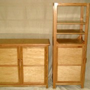 Cabinet and Lowboy Shelves