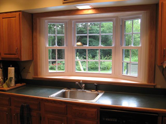 bay window vermont carpentry designs