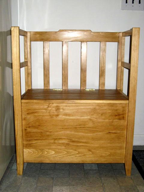Storage Bench Seat